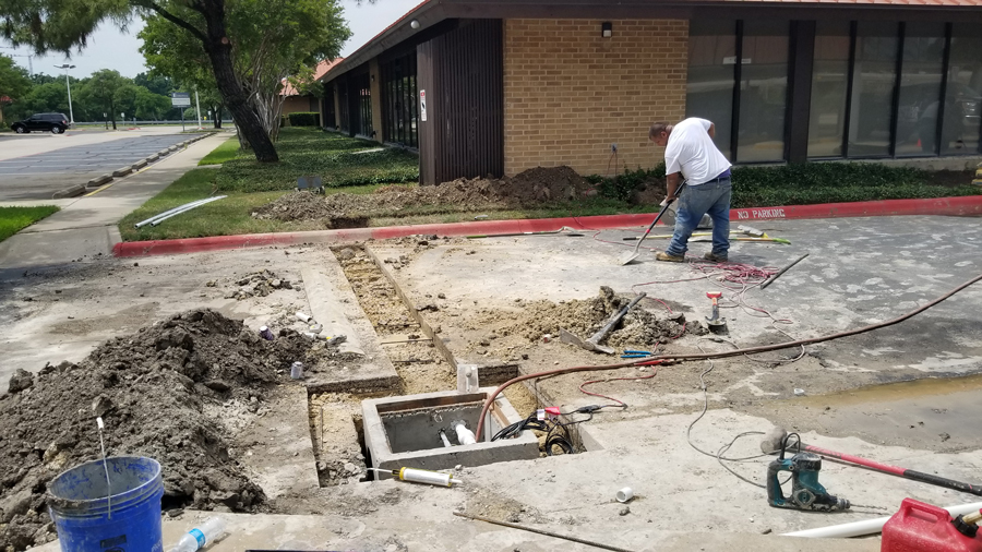 Southern Services LLC Concrete Repair
