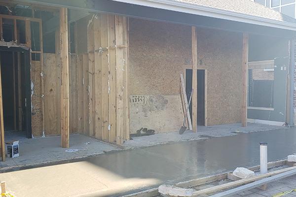 Southern Services LLC Concrete Pouring